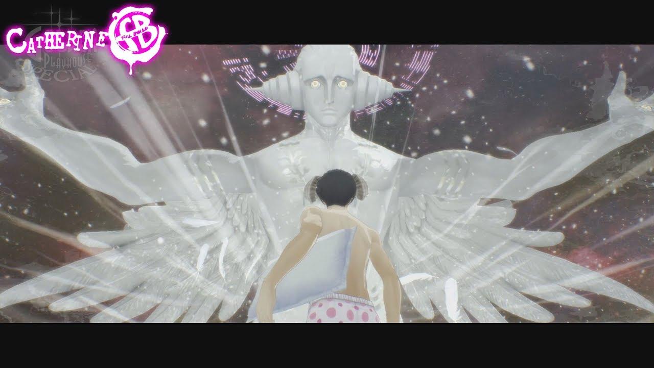 Catherine: Full Body- EX Final Boss Archangel & Rin's True Ending | Standard-Normal [Perfect]
