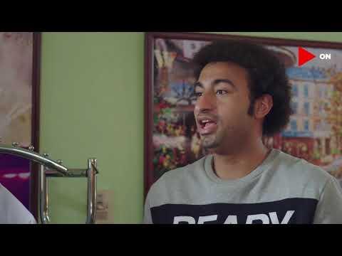 علي ربيع ومحمد أنور في مشهد كوميدي من مسلسل #عمر_و_دياب ??  - 21:01-2020 / 5 / 19