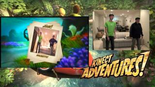 Lets Play Kinect Adventures?!?! [Part 1 of 2]