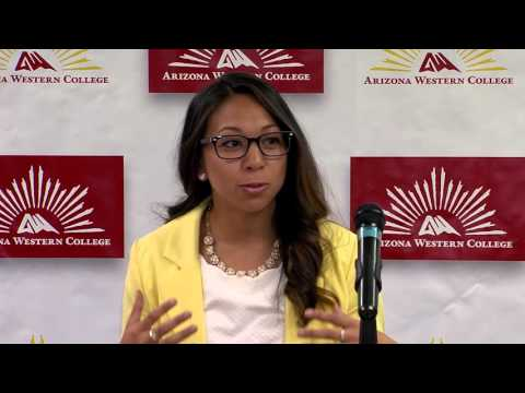 Introducing Arizona Western College Women's Soccer Coach Alexia Poon