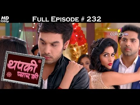 Thapki Pyar Ki - 22nd February 2016 - थपकी प्यार की - Full Episode (HD)