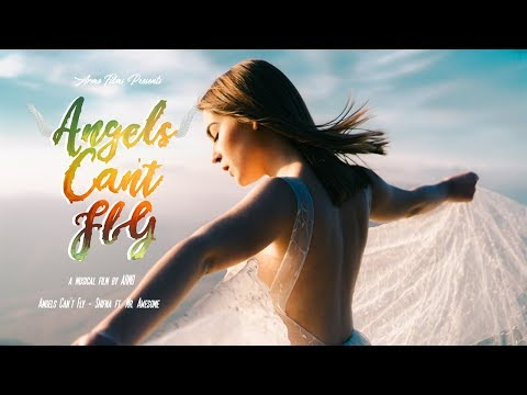 ANGELS CAN'T FLY (OFFICIAL VIDEO)  Shifna ft . Mr Awesome