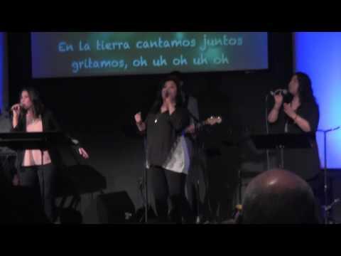 Alabanza Y Adoracion Iglesia El Camino Enero 29 2017 (Part 1 Of 2)