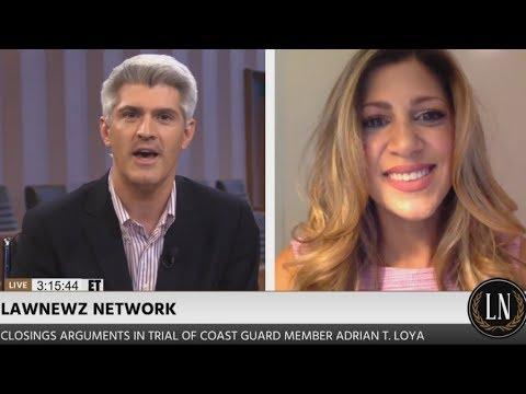 Orly Ahrony Talks Adrian Loya Trial on LawNewz Network