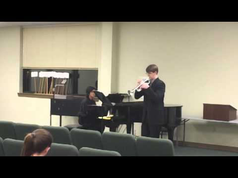Andrew Kennedy's Masters Recital pt.1