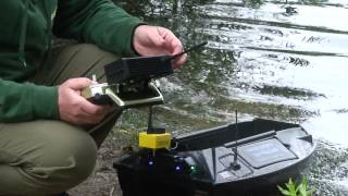 UK Carp: Keith Williams Guide To Bait Boats