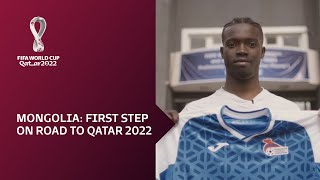 Mongolia: The first step on the road to Qatar 2022