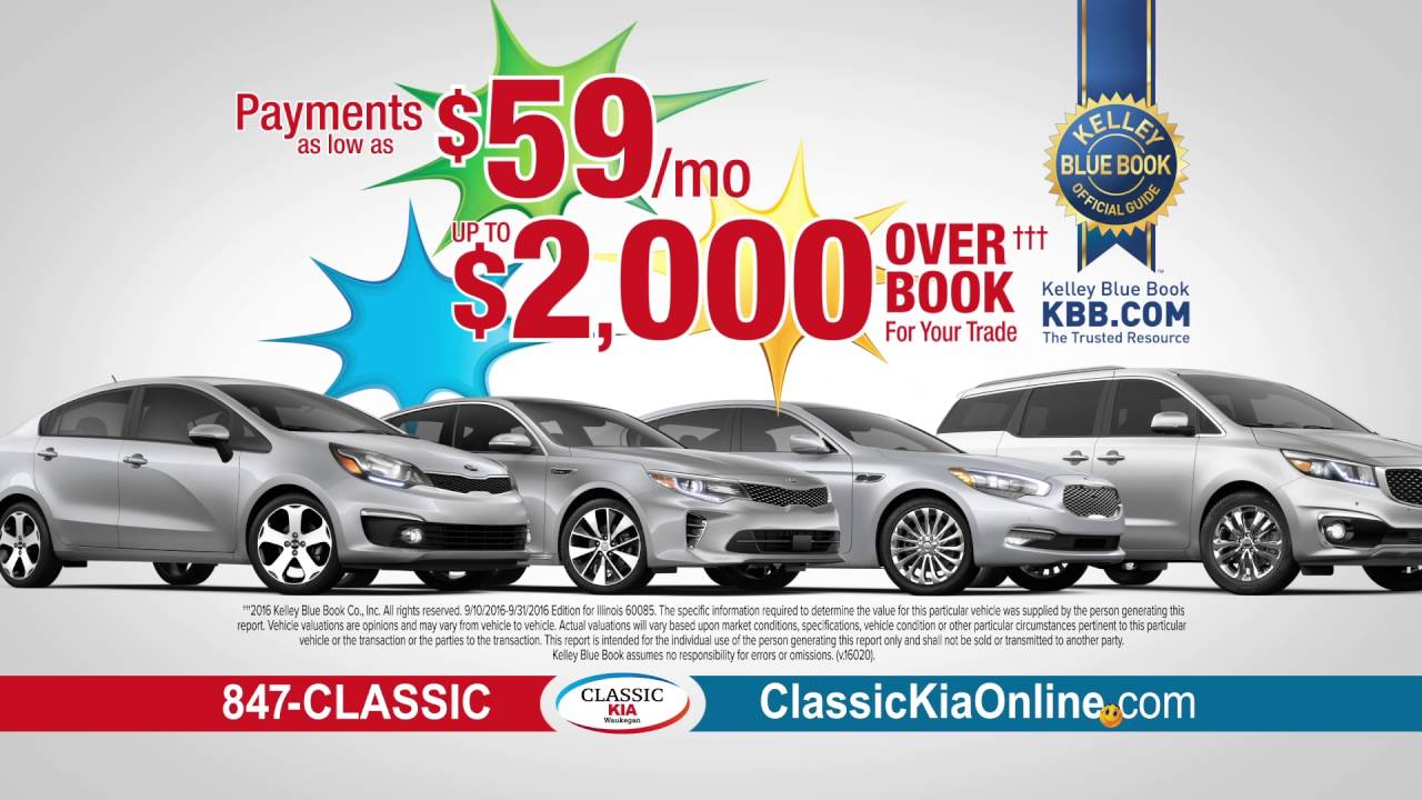 Classic Kia All Out Sales Event - YouTube
