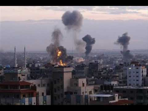 FSRN Israel Launches Airstrikes Against Gaza