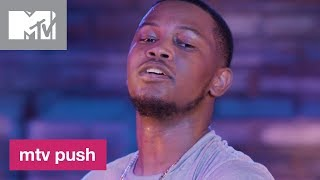 Nick Grant Performs 'Bleu Cheese' (Live Performance) | MTV Push