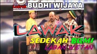 11. PELAWAK  CAK DARMAJI PART 1 - 4 _  LUDRUK BUDHI WIJAYA _ SEDEKAH BUMI LABAN WETAN 2010
