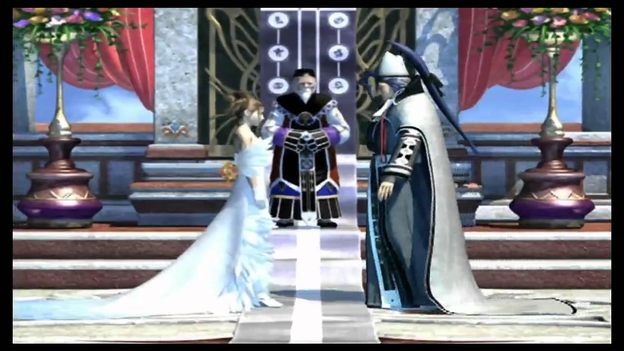 Ffx bevelle wedding