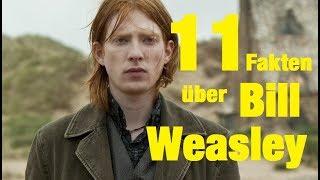 11 FAKTEN über Bill WEASLEY