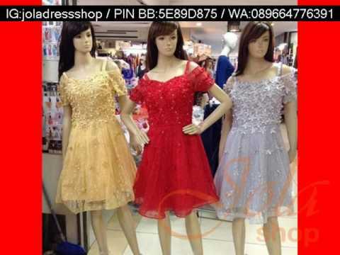 089 664 776 391 beli baju dress murah