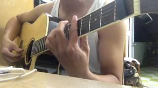 Làm ơn (Trần Trung Đức) - cover guitar