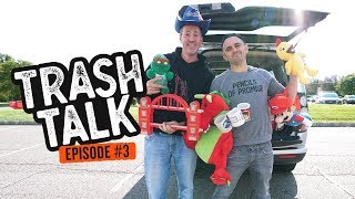 How to Turn a Bucket of $20 Thomas the Trains Into $175 | Trash Talk #3