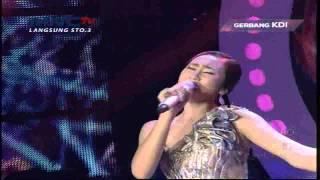 """Anna """" Segudang Rindu """" Bekasi - Gerbang KDI 2015 (10/4)"""