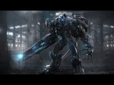 ZBrush Tutorial: Creating a Sci-Fi Robot Warrior in ZBrush