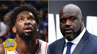 Charles Barkley's and Shaq's comments put a spotlight on Joel Embiid - Scottie Pippen | The Jump Video