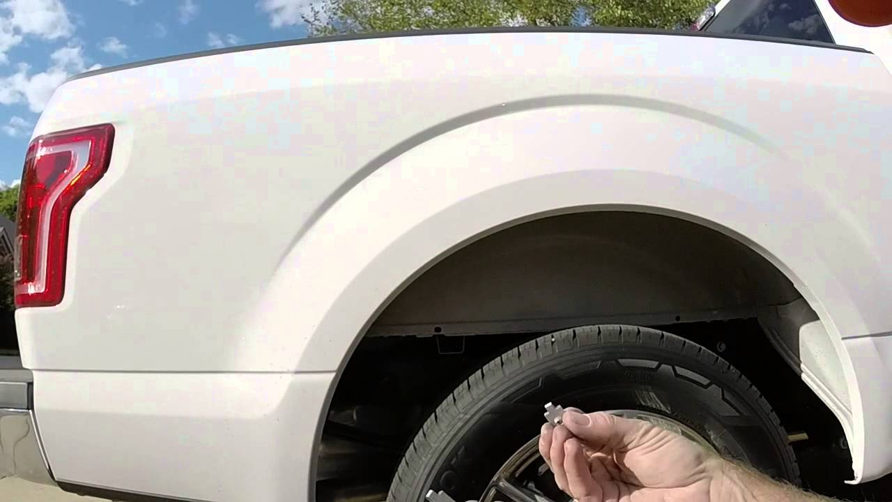 2015 Ford F150 Wheel Liner Installation Husky Liners Youtube