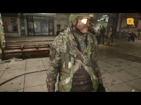 JTF Premuim Outfit The Division