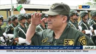 تمنراست : اللواء مناد نوبة يدشن المركز الجهوي للعمليات بالقيادة الجهوية