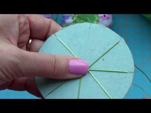 176.Плетение круглого шнура.Видео по запросу.