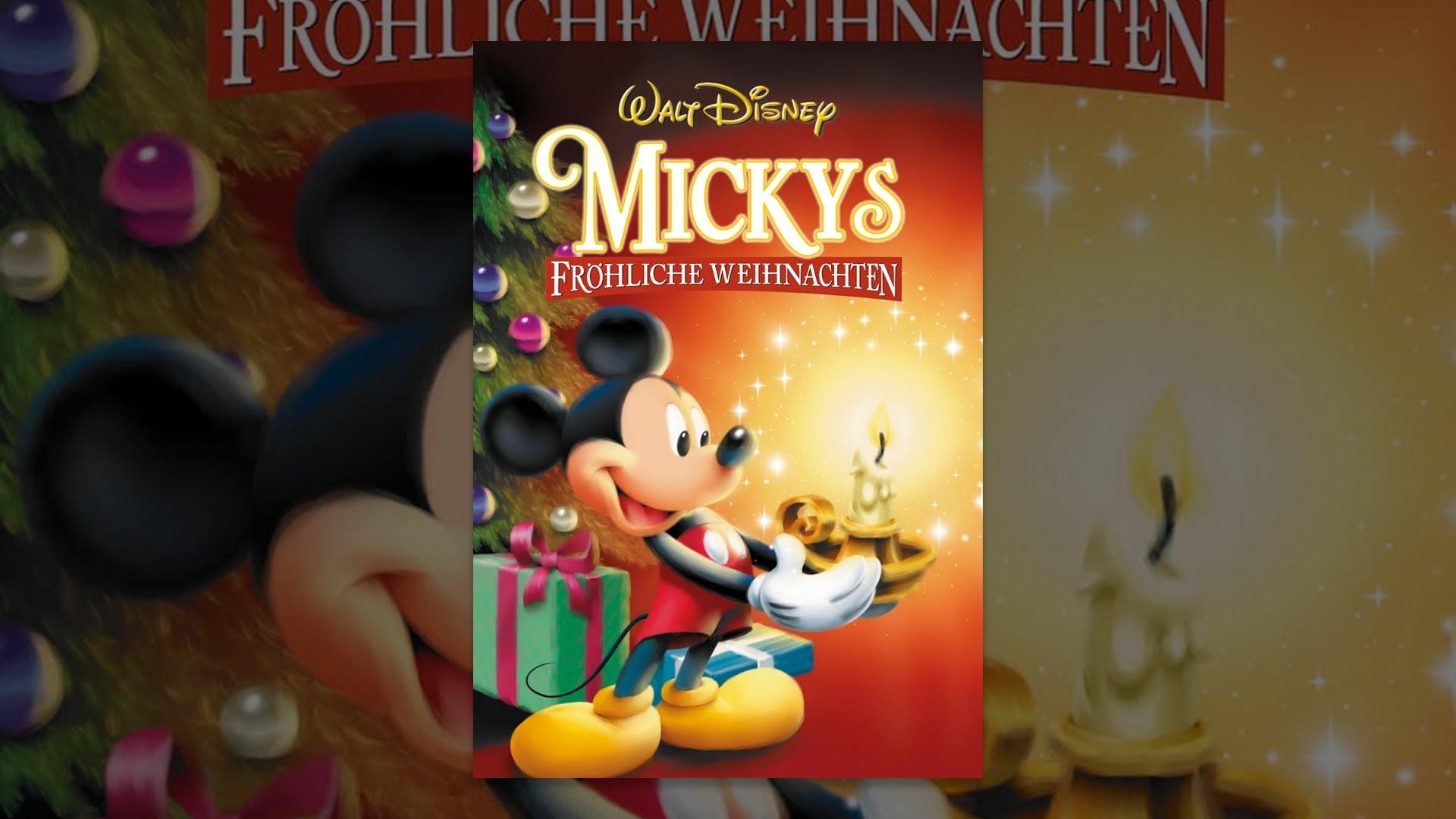 Mickys Fröhliche Weihnachten Ganzer Film Deutsch