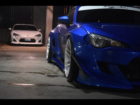 The 86 Invasion: LTMC Media Weekly Car Meet