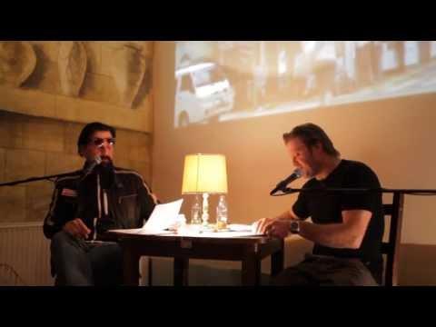 Junot Díaz: 'Így veszíted el' könyvbemutató Anger Zsolttal és Szabó Győzővel