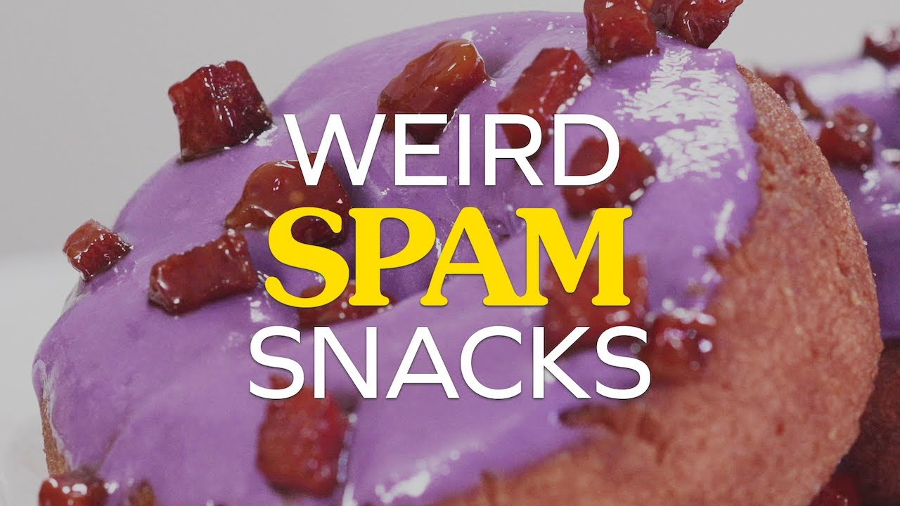 3 Gourmet SPAM Recipes