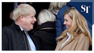 British PM Boris Johnson and fiancee announce birth of son