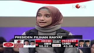 Download Video Milenial Pendukung Prabowo-Sandi: Kemenangan Rakyat Tidak Bisa Diwakili Quick Count MP3 3GP MP4