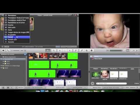 Como hacer intro con iMovie | Doovi