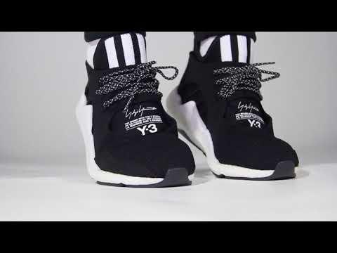 Y3 Saikou Sneakers Frist Look