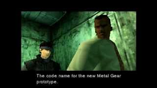 Metal Gear Solid (PlayStation) Full Playthrough