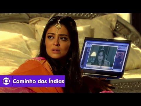 Caminho das Índias: capítulo 154 da novela, quinta, 25 de fevereiro, na Globo