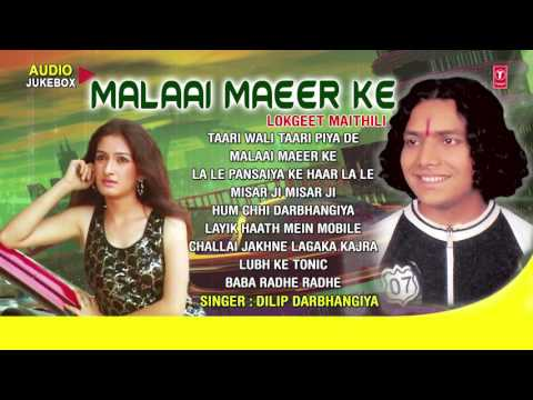 MALAAI MAEER KE LOKGEET [ OLD LOKGEET MAITHILI AUDIO SONGS JUKEBOX ] DILIP DARBHANGIYA