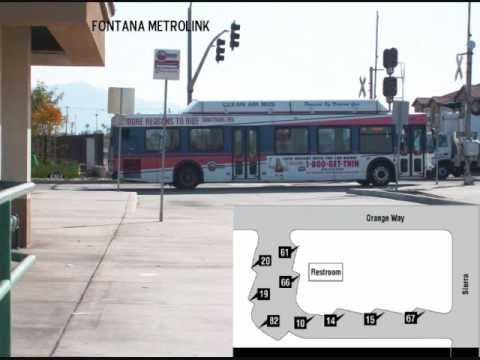 Fontana Metrolink (Omnitrans)