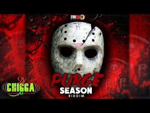 Purge Season Riddim - Instrumental - Dancehall 2017