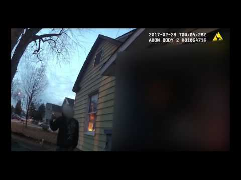 Body cam fist fight - Springfield police officer camera 1