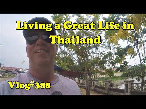 Living a Great Life in Thailand. Happy everyday. มีวามสุขทุกวัน