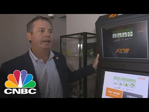 Meet Jane, The Cannabis Industry's Kiosk Solution   CNBC