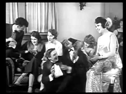 Frammento Chapliniano (?) di THE NUT, con Douglas Fairbanks