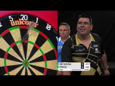 Price v De Sousa - Final - Players Championship 23