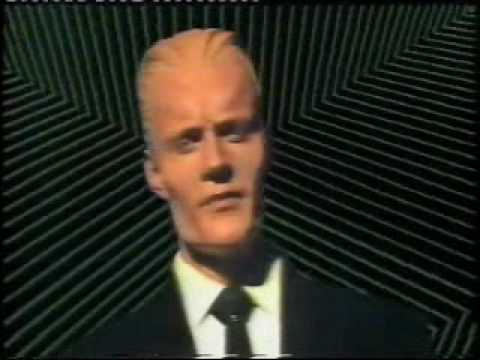 Max Headroom Radio Rentals Ad 1980s