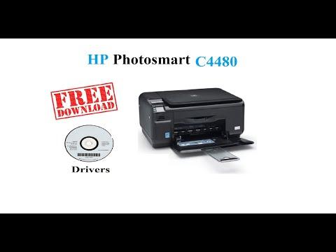 HP Photosmart C4480 | Free Drivers