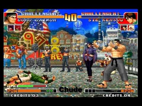 Download Kof 96,97,98,2002 Goro Daimon Unblockables Bugs