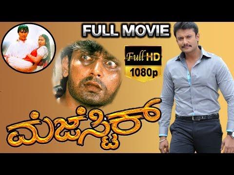 Majestic || Full Length Kannada Movie || Darshan Thoogudeepa || Rekha || Jagadish || TVNXT Kannada
