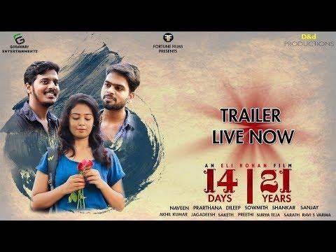 14 | 21 || Latest Telugu ShortFilm 2017 Trailer || Directed By Eli Rohan || Fortune Films